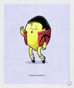 Lemon Jackson by Come Verdura