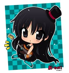 K On Characters 1000+ images about k-on on Pinterest | Chibi characters, Chibi and ...