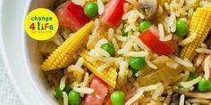 Healthy recipe: Super savoury rice