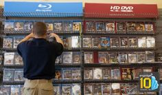 Format Wars: Blu-ray vs. HD DVD. Question is What will come next after Blu-ray?