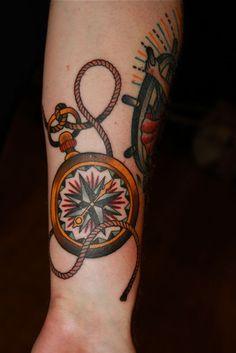 Frankie Caraccioli compass