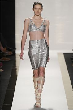 loveisspeed.......: Hervé Léger by Max Azria ...Spring-Summer 2012 Collection honestly best knitwears for summer;)