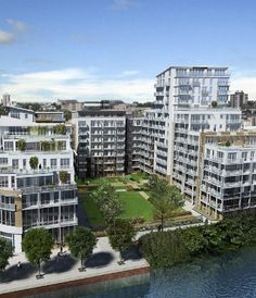 At the £58 million Caspian Wharf waterside development in Bow, East London, five stunning new multi-storey apartment blocks will benefit from secure and durable weathertightness thanks to more than 8,000 linear metres of Universal Membran – the market leading waterproofing and sealing system from global building product manufacturer Sika.