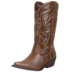 I want a pair of cowboy boots!