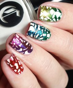 Nail Art Tutorial -