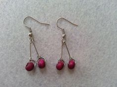 DIY Earrings: How to Make Simple Earrings With Wooden Beads