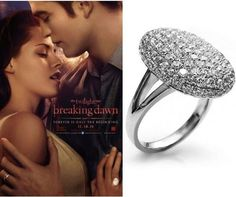 The Breaking Dawn Bella's Ring