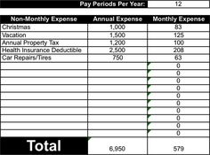 Free Budget Spreadsheet Peachbudget  Money