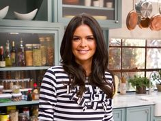 """Katie Lee - Strategies for Summer Entertaining, Plus Her Cookout Staples - From """"The Kitchen, Food Network"""""""