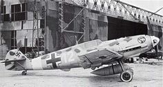 british-eevee:  Bf-109 E ready to be sent to the North African front (1941)