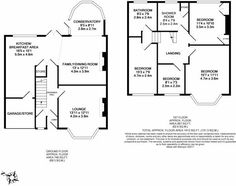 4 bedroom semi-detached house for sale in Northfield Road, Gosforth, Newcastle upon Tyne - Rightmove. 1930s House Extension, House Extension Plans, Extension Ideas, Semi Detached, Detached House, 1930s House Interior, House Extensions, House Floor Plans, Property For Sale