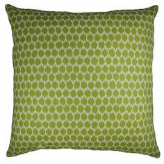 Splotch Pillow, Lime $89.00