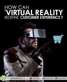 There's still a lot to explore about #VirtualReality. And with the emergence of various #tech that allow us to experience virtual scenarios. We can only either stay on the sidelines or take on the challenge of using these tools.