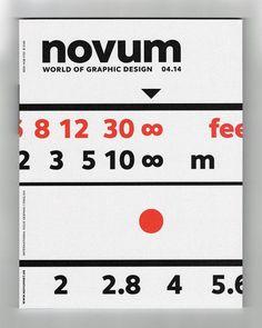 Novum Magazine Cover (Germany)