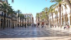 Plaça de la Vila Travel Around The World, Around The Worlds, Barcelona, Sitges, Gaudi, Things To Do, Places To Visit, Street View, City