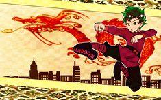 Jake Long wallpaper by Washichan on deviantART Good Cartoons, Disney Cartoons, Alice Anime, Jake Long, American Dragon, Randy Cunningham, Cartoon Fan, Dragon Pictures, Phineas And Ferb