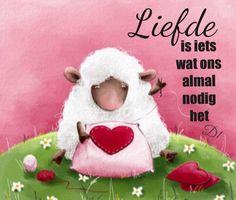 Liefde is iets wat ons almal nodig het