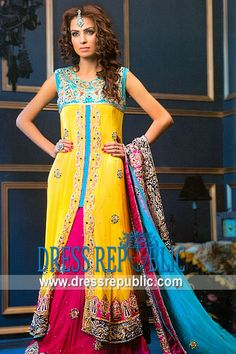 WANT! Mehndi Dress idea 1
