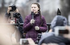 Greta Thunberg is educating and inspiring us on climate change Scanning Electron Micrograph, Challenge The Status Quo, Greta, About Climate Change, Call To Action, Ecology, Human Rights, Education, Environmentalism