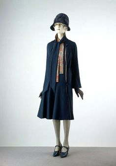 Casual (genuine) 1920s outfit