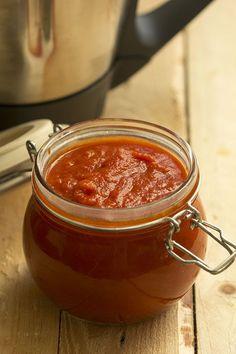 Cómo preparar tomate frito con Thermomix