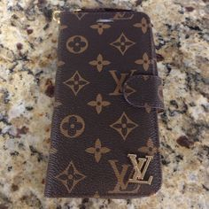 iPhone 6 Plus wallet/ case New- doubles as a wallet. No trades or offers please. I priced reasonably  Accessories Phone Cases