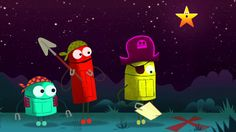 "Outer Space: ""I'm A Star,"" The Stars Song by StoryBots"