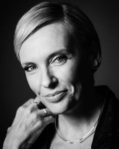 Toni Collette (1972) - Australian actress (TV, stage and film) and musician. Photo © Jeff Vespa