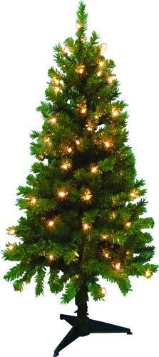 Tree at menards more clear pre pre lit christmas tree christmas trees