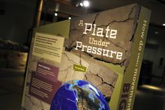 A Plate Under Pressure - Tectonic Exhibition at Hatfield Marine Science Center