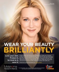 #Celebrity #Charity Laura Linney to appear in PSA campaign for the #Melanoma Research Alliance & @Rebecca A McIntire