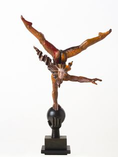 CANTATA 3  Sergio Bustamonte - sculpture. I visited his store in Puerto Villarto many years ago and have loved his work ever since. It is magical...