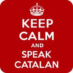 Keep Calm and Speak Catalan    http://keepcalmandspeakcatalan.com/assets/downloads/social/avatar-kcasc-twitter.png