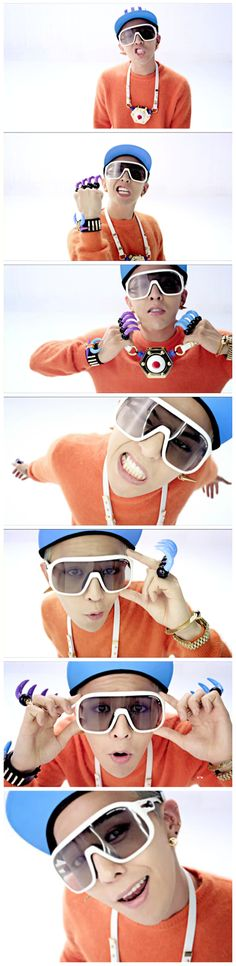 G-DRAGON CRAYON So I'm kind of ridiculously obsessed with this guy