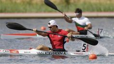 Adam van Koeverden Olympics, Van, Hero, Baseball, World Of Sports, Athlete, Vans, Vans Outfit