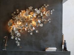 Lights from France Art et Floritude as 18th century inspration and contemporary insprations..