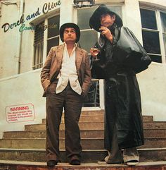 PETER COOK and DUDLY MOORE  DEREK AND CLIVE COME AGAIN  VINYL L.P.  ~~