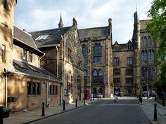 "#Glasgow University, Main building - ""Gilbert Scott Building"", #Scotland. Copyright Mireille Velthuis, NyasaTells"