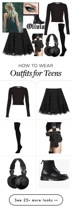 """""""Olivia- Running Teens"""" by demongirl123 on Polyvore"""