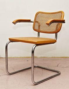 Ourso Designs: Marcel Breuer Cesca Chair - 1928
