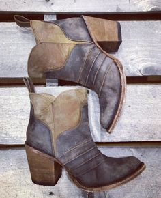 New Corral boots to fall in love with!
