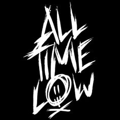 all time low logo - Google Search