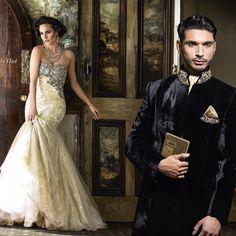 #wishing our #head #designer @haresharonscouture @sharonscouture @sharonscoutureaccessories a #happy #birthday #menswear #sherwani #male #model #velvet #pocket #handkerchief #cravat #blazer #swagger #trendsetter #hishers #bride #groom #jewellery #accessories @asianatv #asiana #asianbride #Swarovski #embroidery #gown #necklace #earrings #velvet