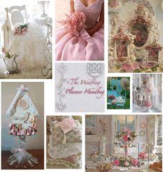Ideas & Inspiration:    Shabby Chic Weddings      (photos I Heart Much Shabby Chic)