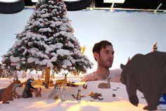 クリスマスのCM「イギリスの老舗百貨店 John Lewis 」