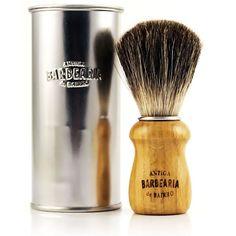 #Rasierpinsel aus #Portugal - Just Bottle #körperpflege #style #trendy #bart #hipster #hippiechic Hippie Chic, Schaum, Portugal, Hipster, Bottle, Friends, Beauty, Barber Shop, Shaving