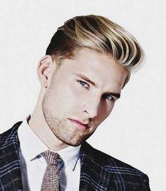 25.Hair Colors for Men