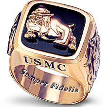 $149.00 + $9.98 shipping Marine Corps Rings, Us Marine Corps, Semper Fi Marines, Usmc, Once A Marine, Marine Mom, College Rings, Military Men, Rings For Men