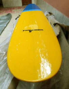 "Unboxing a classic 9'6"" www.longboard4ever.com.br"