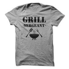 Grill Sergeant T Shirt, Order HERE ==> https://sunfrog.com/Grill-Sergeant-T-Shirt.html?58114 #christmasgifts #xmasgifts #birthdaygifts